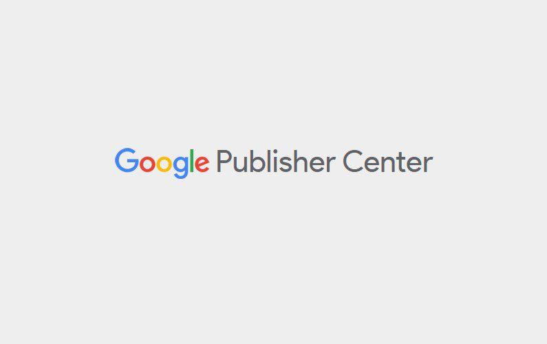 nuevo centro de editores de google