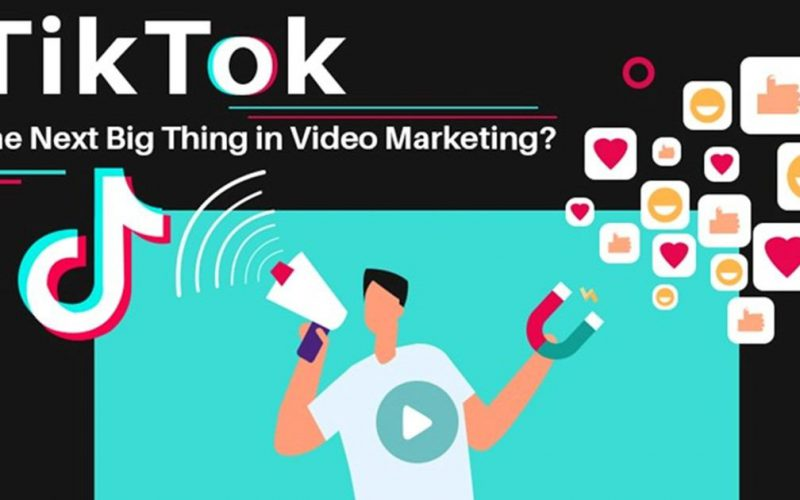 tik tok marketing online