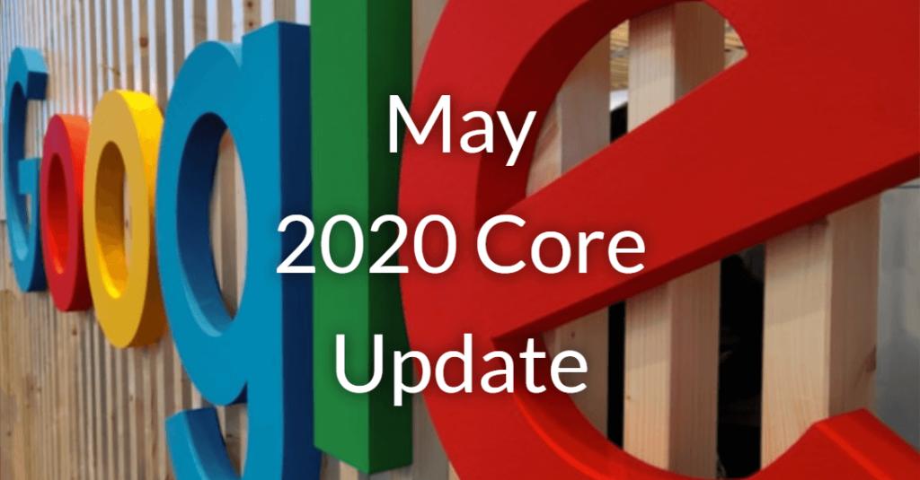 May 2020 Core Update