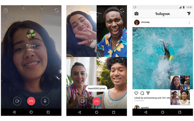 videollamadas grupales en instagram live