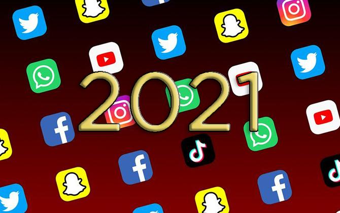 tendencias social media 2021