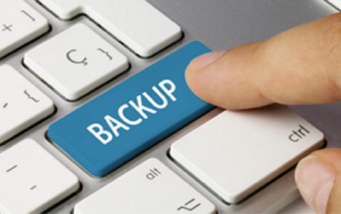backup, copia de seguridad