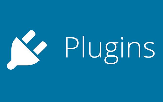 ¡Instala un plugin y listo!